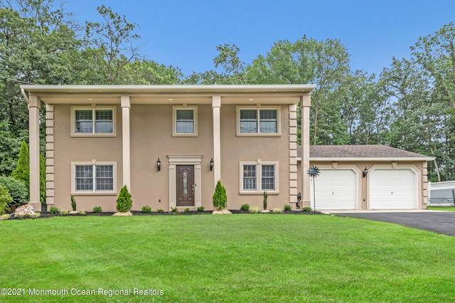 69 Church Road, Morganville, NJ 07751 (MLS #22123097) :: Kiliszek Real Estate Experts