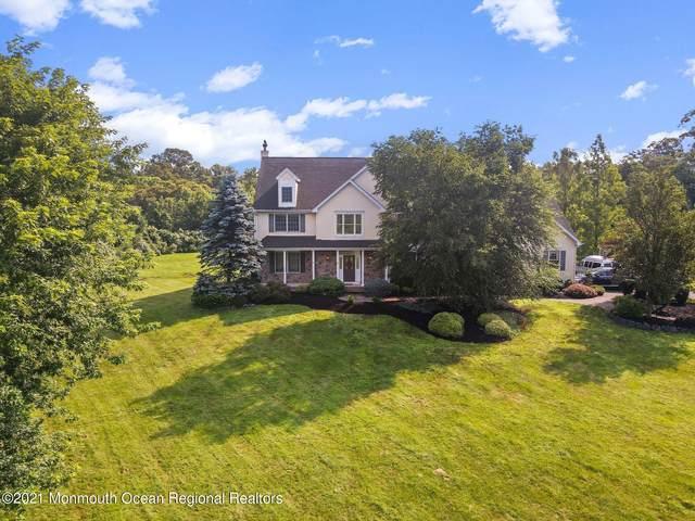 4 Scotto Farm Lane, Millstone, NJ 08535 (MLS #22123141) :: Corcoran Baer & McIntosh