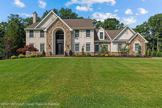 329 Timber Hill Drive, Morganville, NJ 07751 (MLS #22123215) :: The MEEHAN Group of RE/MAX New Beginnings Realty
