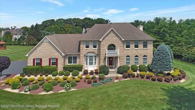 5 Crimson Lane, Freehold, NJ 07728 (MLS #22123339) :: Corcoran Baer & McIntosh