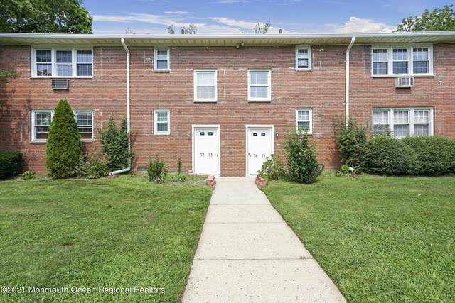 364 Westwood Avenue #72, Long Branch, NJ 07740 (MLS #22123346) :: Corcoran Baer & McIntosh