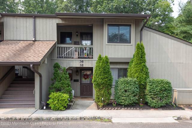 32 Ellsworth Court, Red Bank, NJ 07701 (MLS #22123374) :: The MEEHAN Group of RE/MAX New Beginnings Realty