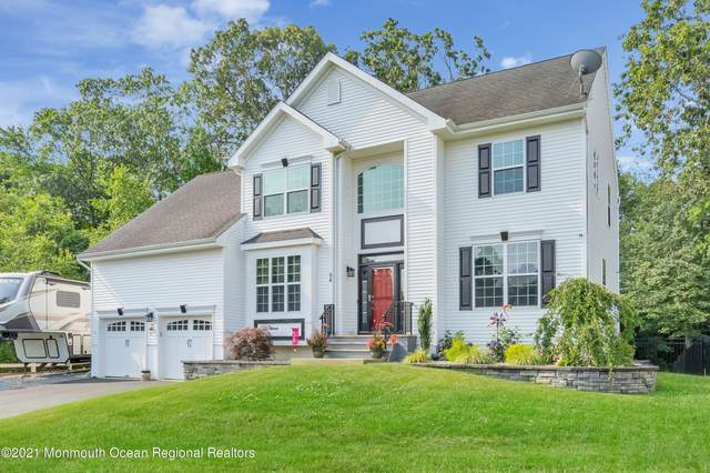 94 Hannah Place, Bayville, NJ 08721 (MLS #22123386) :: The MEEHAN Group of RE/MAX New Beginnings Realty