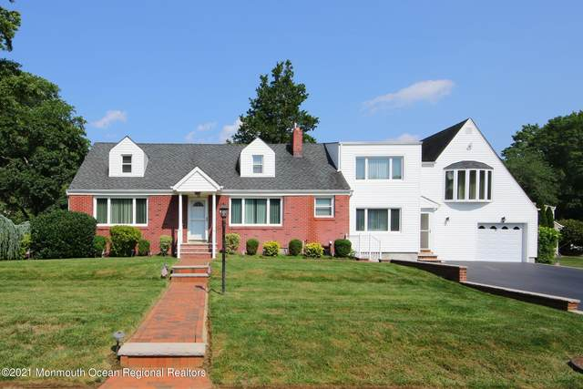 10 Little Silver Parkway, Little Silver, NJ 07739 (MLS #22123417) :: The Sikora Group