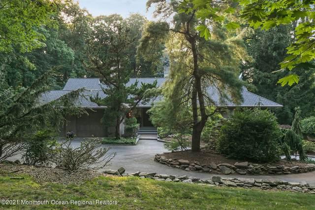71 W River Road, Rumson, NJ 07760 (MLS #22123437) :: William Hagan Group