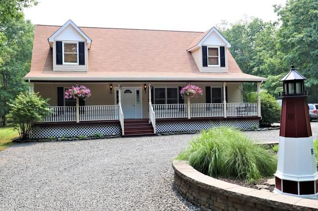 1297 W Bay Avenue, Barnegat, NJ 08005 (MLS #22123481) :: The Dekanski Home Selling Team