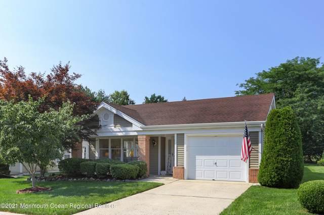 1495 Serrata Way, Toms River, NJ 08755 (MLS #22123820) :: Kiliszek Real Estate Experts
