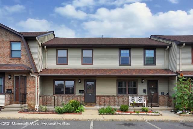 40 Village Green Way, Hazlet, NJ 07730 (MLS #22123956) :: The MEEHAN Group of RE/MAX New Beginnings Realty