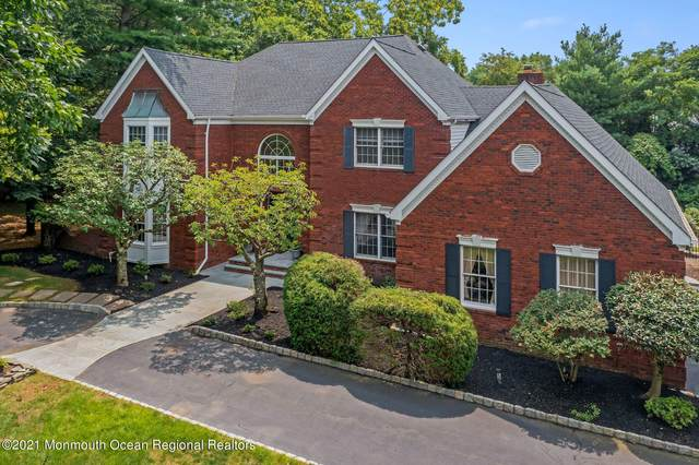 11 Sheffield Drive, Freehold, NJ 07728 (MLS #22124136) :: The MEEHAN Group of RE/MAX New Beginnings Realty