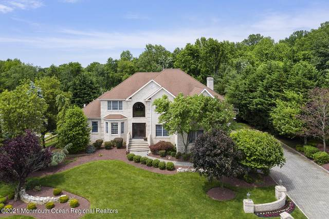 112 Classic Way, Morganville, NJ 07751 (MLS #22124346) :: The MEEHAN Group of RE/MAX New Beginnings Realty