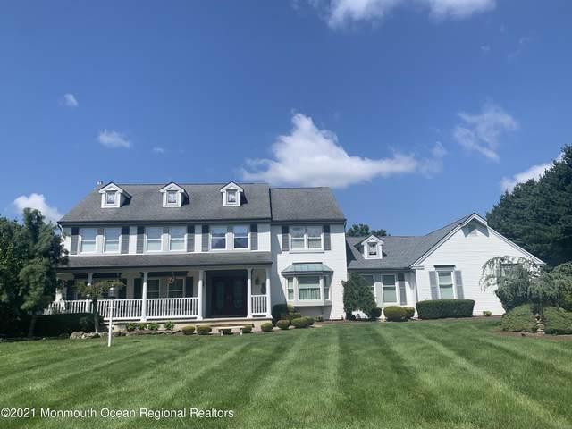 19 Van Arsdale Circle, Millstone, NJ 08535 (MLS #22124419) :: The Sikora Group