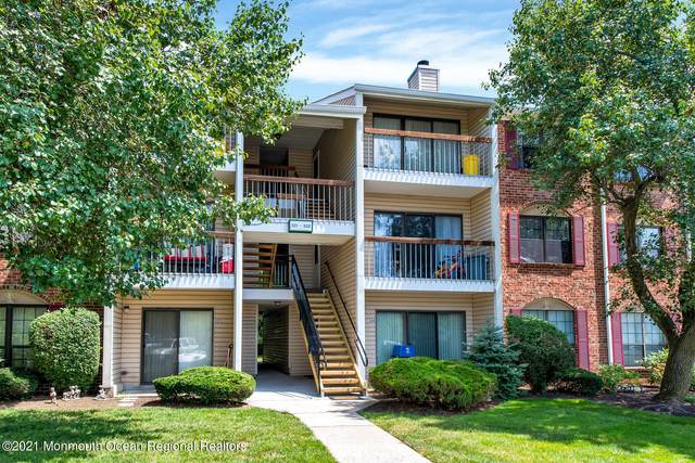 331 Bromley Court #331, East Brunswick, NJ 08816 (MLS #22124640) :: The CG Group | RE/MAX Revolution