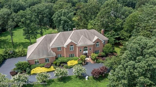 1 Wintergreen Court, Millstone, NJ 08510 (MLS #22124641) :: PORTERPLUS REALTY