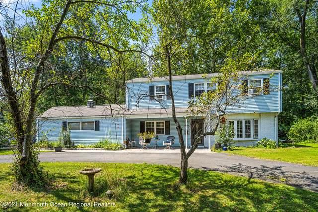 9 Johnson Terrace, Middletown, NJ 07748 (MLS #22124845) :: William Hagan Group
