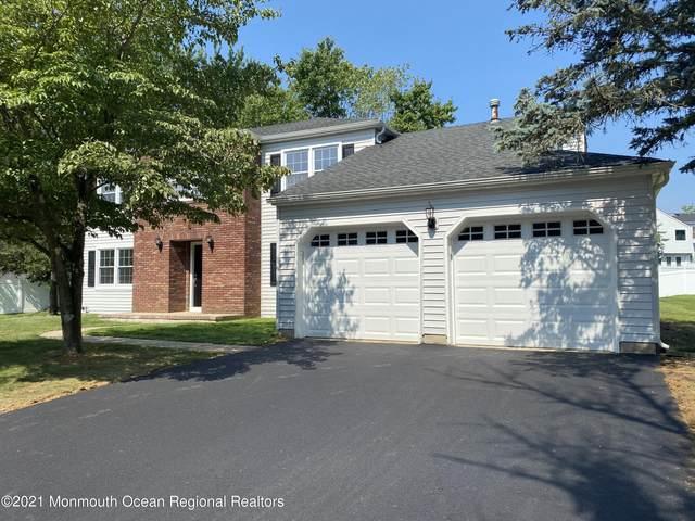 91 Cannonade Drive, Marlboro, NJ 07746 (MLS #22125053) :: The MEEHAN Group of RE/MAX New Beginnings Realty