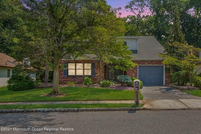 82 Murray Hill Terrace, Marlboro, NJ 07746 (MLS #22125084) :: Laurie Savino Realtor