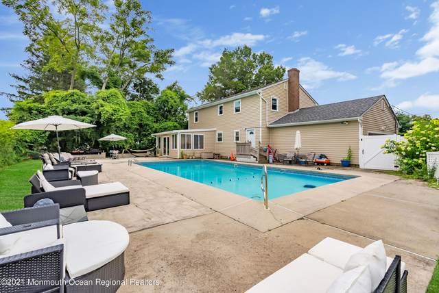55 Roslyn Court, Long Branch, NJ 07740 (MLS #22125129) :: William Hagan Group