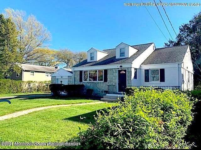 18 Woolley Avenue, Long Branch, NJ 07740 (MLS #22125648) :: William Hagan Group