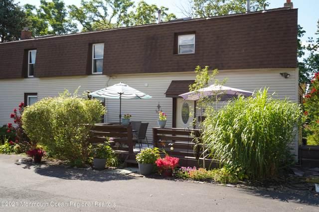 25 Monmouth Road #2, Oceanport, NJ 07757 (MLS #22125763) :: William Hagan Group