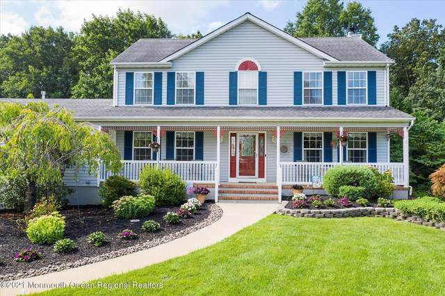 4 Genelle Place, Jackson, NJ 08527 (MLS #22126093) :: The MEEHAN Group of RE/MAX New Beginnings Realty