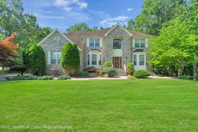 56 Tuscany Drive, Jackson, NJ 08527 (#22126116) :: Rowack Real Estate Team