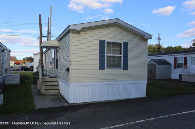12 Pine Creek, Hazlet, NJ 07730 (MLS #22126313) :: Team Gio | RE/MAX