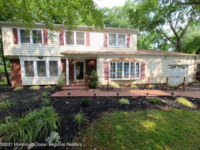 10 Becket Road, Manalapan, NJ 07726 (#22126551) :: Rowack Real Estate Team