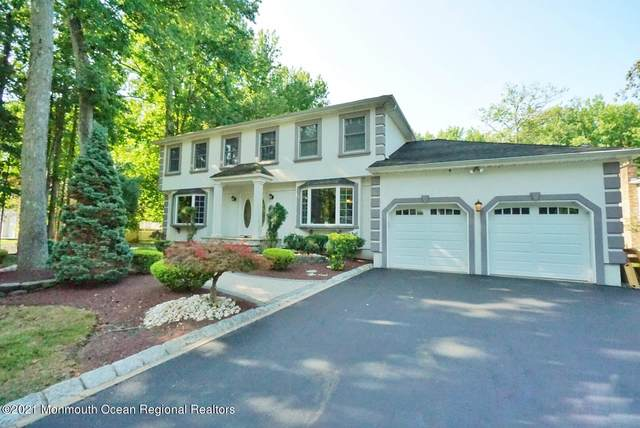 19 Canvasback Road, Manalapan, NJ 07726 (MLS #22126837) :: The MEEHAN Group of RE/MAX New Beginnings Realty