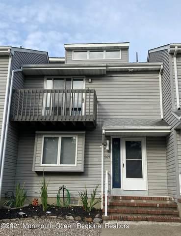 669 Ellicott Avenue 4B, Toms River, NJ 08753 (MLS #22127278) :: The Ventre Team