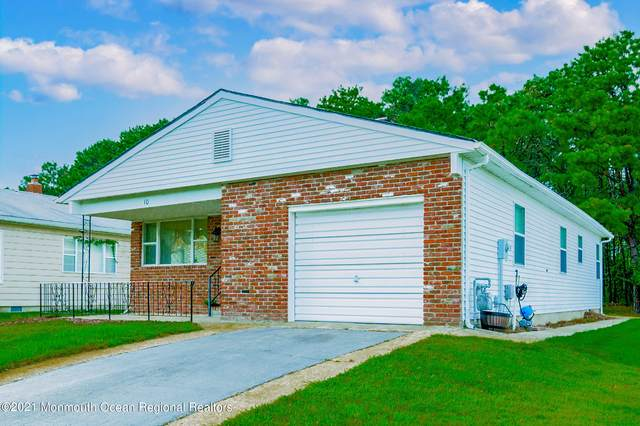 10 Portsmouth Drive, Toms River, NJ 08757 (MLS #22127803) :: The CG Group | RE/MAX Revolution