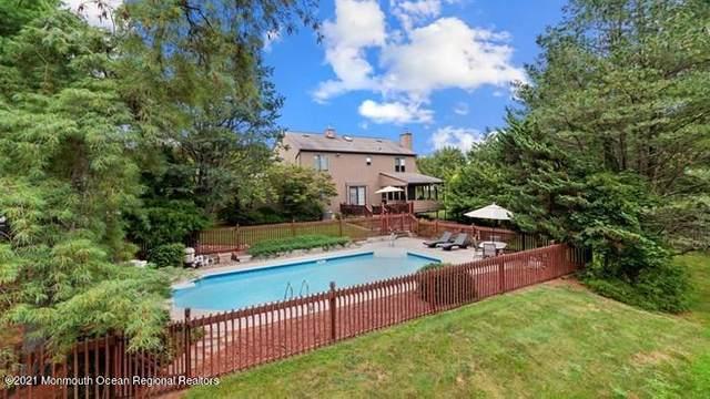 17 Brandywine Way, Middletown, NJ 07748 (#22127994) :: Rowack Real Estate Team