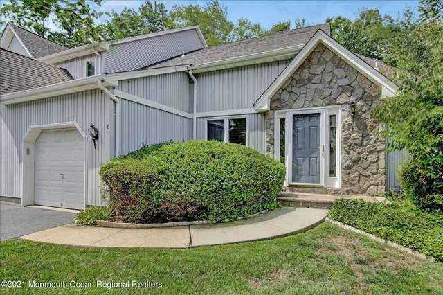 8 Hickory Lane, Little Silver, NJ 07739 (MLS #22128055) :: The MEEHAN Group of RE/MAX New Beginnings Realty