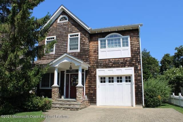 540 Woodland Avenue, Brielle, NJ 08730 (MLS #22128291) :: PORTERPLUS REALTY
