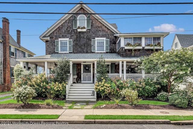 442 Lake Avenue, Bay Head, NJ 08742 (MLS #22128494) :: Provident Legacy Real Estate Services, LLC