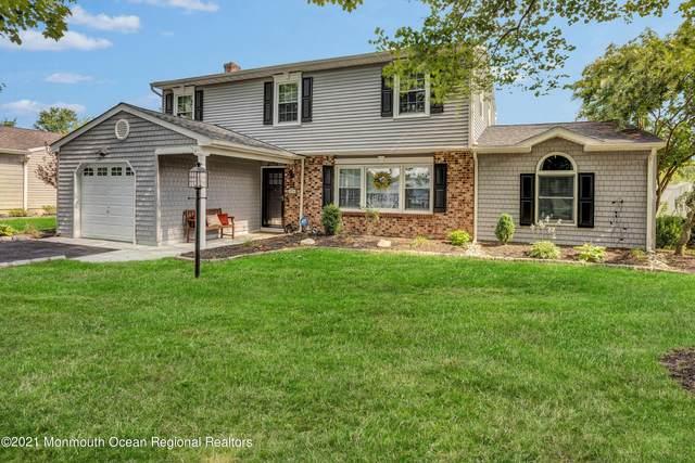 134 Pine Needle Street, Howell, NJ 07731 (#22129347) :: Rowack Real Estate Team