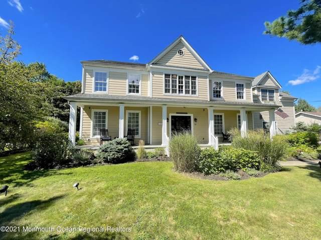 12 Bernard Terrace, Little Silver, NJ 07739 (MLS #22129400) :: William Hagan Group