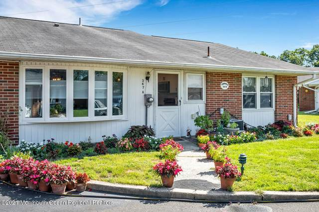 347A Dorchester Drive, Lakewood, NJ 08701 (MLS #22129727) :: The CG Group   RE/MAX Revolution