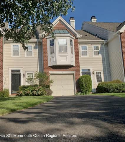 5 Fox Meadow Lane, Holmdel, NJ 07733 (MLS #22129960) :: Laurie Savino Realtor