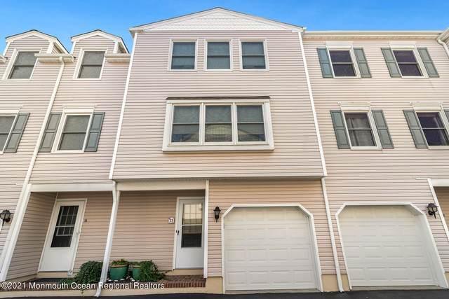 1001 Central Avenue #12, Bradley Beach, NJ 07720 (MLS #22129987) :: Kiliszek Real Estate Experts