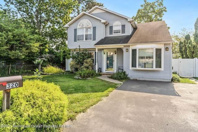 320 Hulse Avenue, Brick, NJ 08724 (#22130268) :: Rowack Real Estate Team
