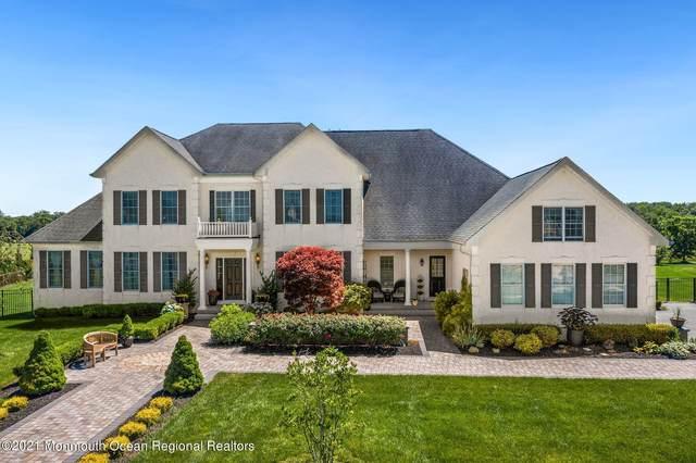 12 Farmside Drive, Freehold, NJ 07728 (#22130563) :: Rowack Real Estate Team