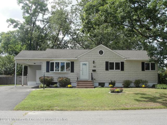 30 Stratford Drive, Brick, NJ 08724 (#22130633) :: Rowack Real Estate Team