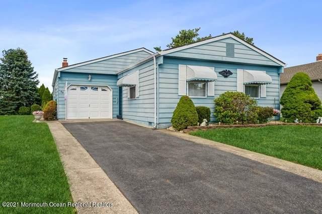 46 Woodstock Drive, Toms River, NJ 08757 (#22131134) :: Rowack Real Estate Team
