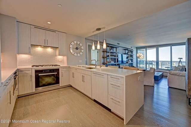 20 Melrose Terrace E #206, Long Branch, NJ 07740 (MLS #22131309) :: Kiliszek Real Estate Experts