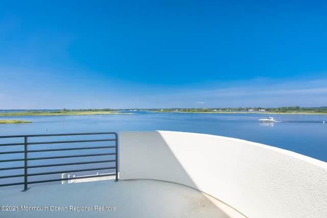 1 Island View Way, Sea Bright, NJ 07760 (MLS #22131373) :: The Sikora Group