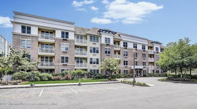 55 Melrose Terrace #216, Long Branch, NJ 07740 (MLS #22131674) :: William Hagan Group