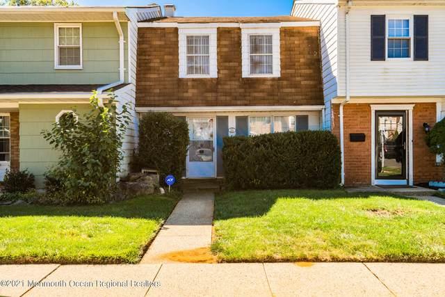34 Kingsley Way, Freehold, NJ 07728 (MLS #22131729) :: William Hagan Group
