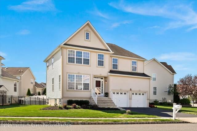 51 Eddington Lane, Monroe, NJ 08831 (MLS #22132246) :: Corcoran Baer & McIntosh