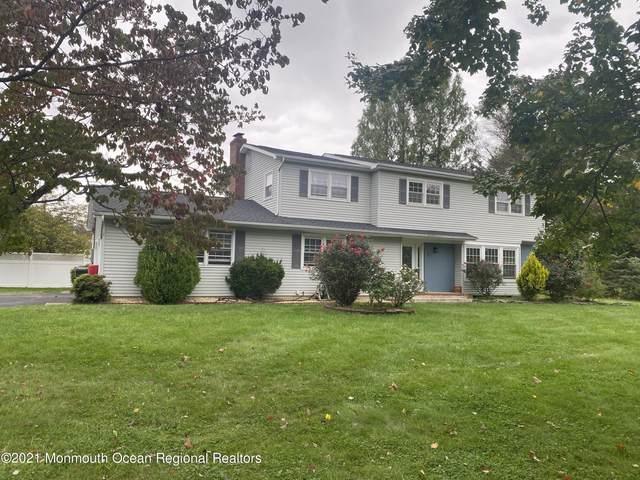 21 Virginiana Terrace, Freehold, NJ 07728 (MLS #22132407) :: William Hagan Group