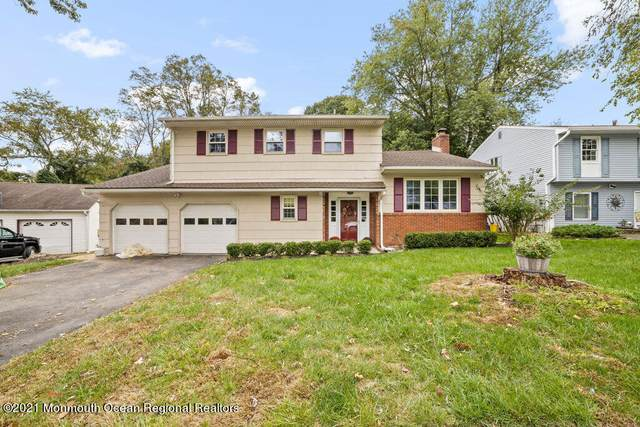 36 Birch Drive, Freehold, NJ 07728 (MLS #22132698) :: The MEEHAN Group of RE/MAX New Beginnings Realty